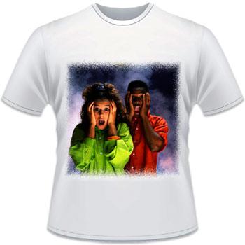 Fotografie pe tricouri
